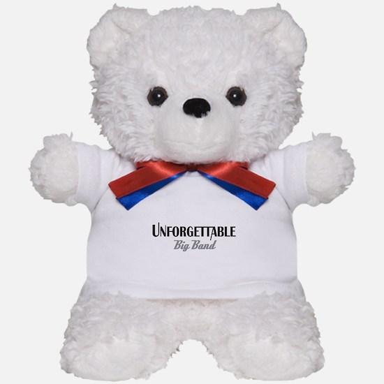 Unforgettable Logo Teddy Bear