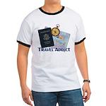 Passport & Compass Ringer T