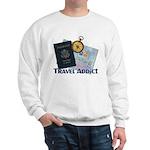 Passport & Compass Sweatshirt