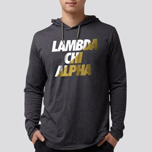 Lambda Chi Alpha Athletic Mens Hooded Shirt