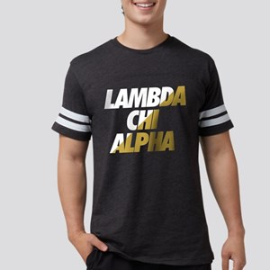 Lambda Chi Alpha Athletic Mens Football Shirt