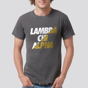 Lambda Chi Alpha Athletic Mens Comfort Colors Shir