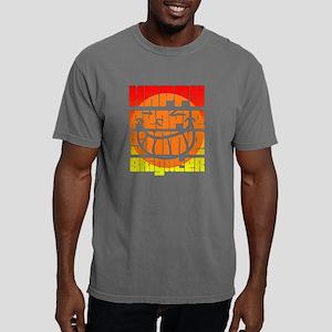 HAPPY PEOPLE SHINE BRIGH Mens Comfort Colors Shirt