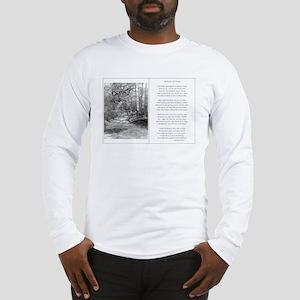 path_frostLarge Long Sleeve T-Shirt