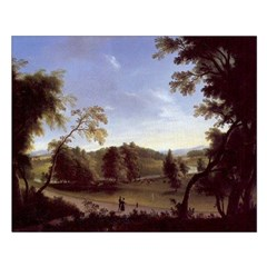 View of Curragh Chase, Ireland Print