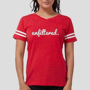 Unfiltered Womens Football Shirt