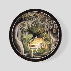 Hansel & Gretel Wall Clock