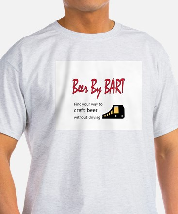 Beer By BART logo w/ beer train T-Shirt