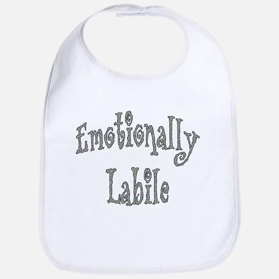 Emotionally Labile Bib