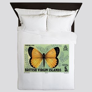 1978 Virgin Islands Little Yellow Butterlfy Stamp