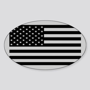 Subdued US Flag Tactical Sticker