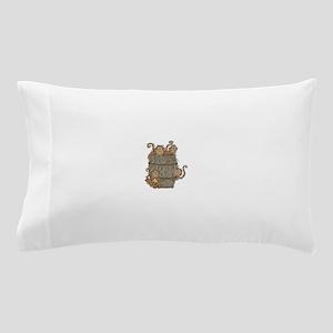 barrel of monkeys Pillow Case