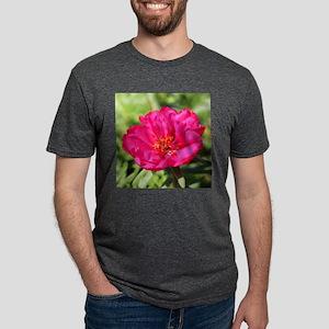 Moss rose Mens Tri-blend T-Shirt