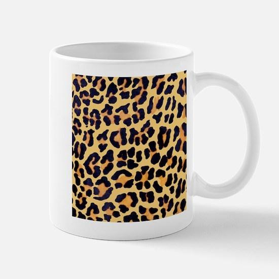 Cheetah Print Mug