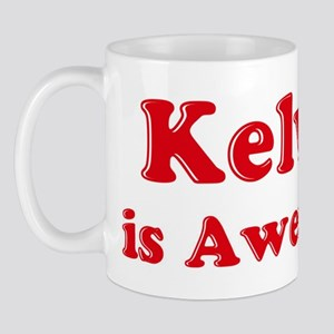 Kelvin is Awesome Mug
