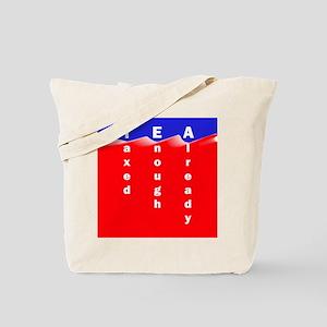 Creator of Mass Murder Tote Bag