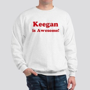 Keegan is Awesome Sweatshirt