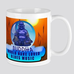 Buddha Blues Mug