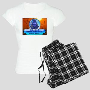 Buddha Blues Pajamas