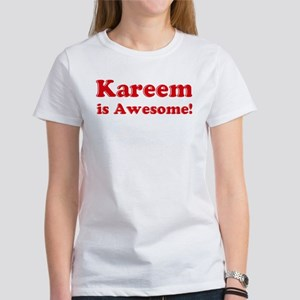 Kareem is Awesome Women's T-Shirt