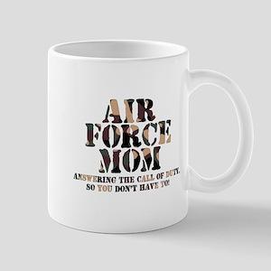 AF Mom Answering the Call Mug
