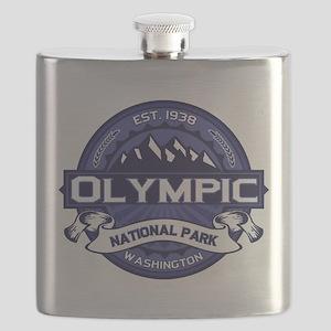 Olympic Midnight Flask