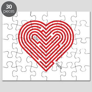 I Love Felicia Puzzle