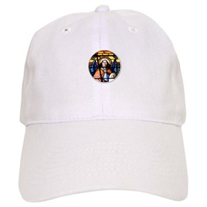 St Michael The Archangel Cap1490915790 Hats - CafePress 4d74f310288d