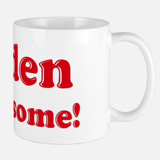 Landen is Awesome Mug