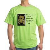 Humorous Green T-Shirt