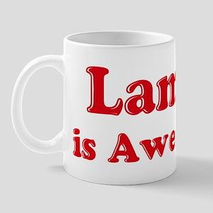 Lamar is Awesome Mug