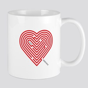 I Love Genevieve Mug