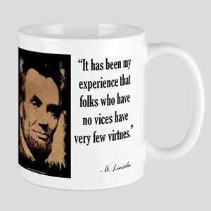 Folks Who Have No Vices Mug