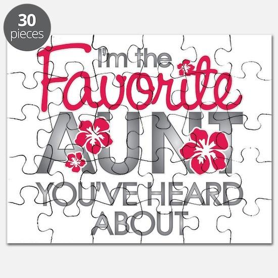 Favorite Aunt Puzzle
