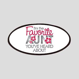 Favorite Aunt Patches