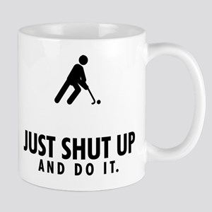 Field Hockey Mug