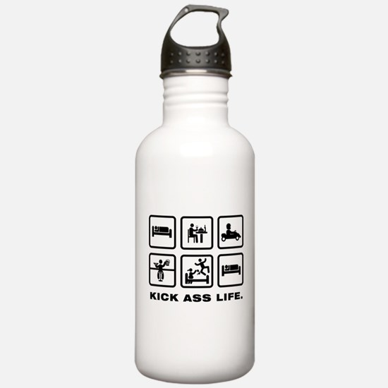 Karting Water Bottle
