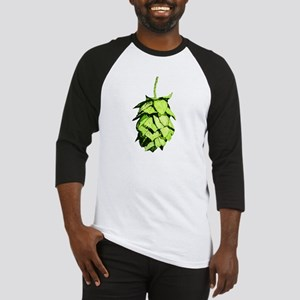Graphical Hop Cone Baseball Jersey