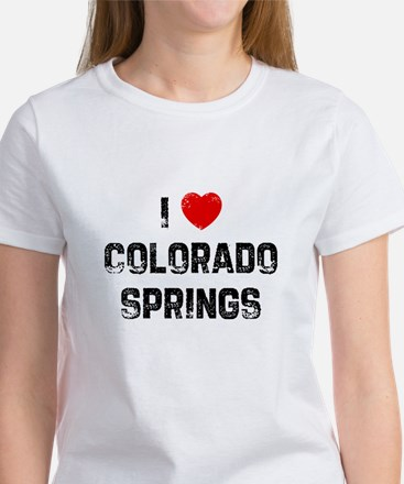 I * Colorado Springs Women's T-Shirt