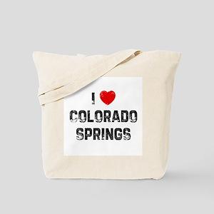I * Colorado Springs Tote Bag