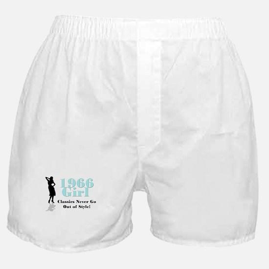 1966, Style Classics Boxer Shorts