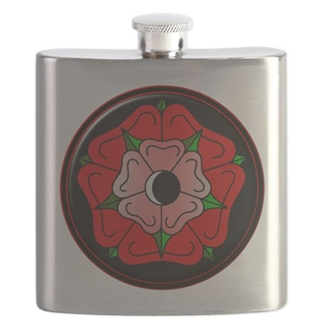 Rose of Love Flask