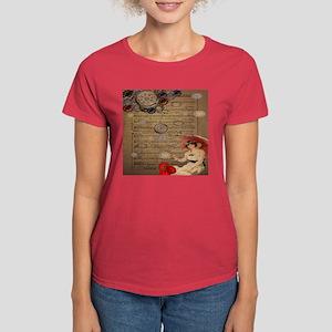 Music Time Women's Dark T-Shirt