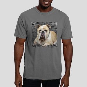 Dogs, english bulldogge, Mens Comfort Colors Shirt