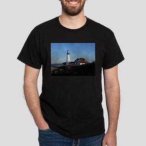 Portland Headlight in the sun T-Shirt