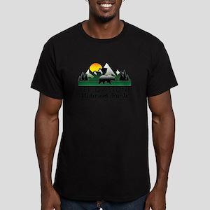 YELLOWSTONE NATIONAL PARK WYOMING MOUNTAIN T-Shirt