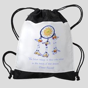 Dream Catcher Drawstring Bag