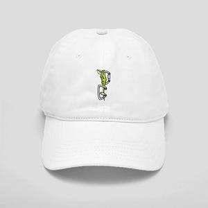 Deaf Gecko Logo Baseball Cap