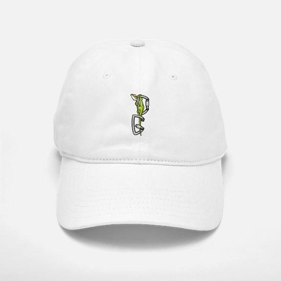 Deaf Gecko Logo Baseball Baseball Baseball Cap