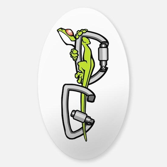 Deaf Gecko Logo Decal